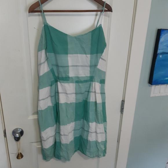 Old Navy Linen style dress